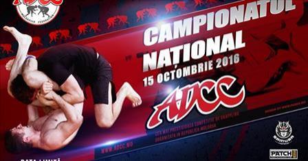 ..... # ADCC 2016 * Campionatul R.Moldova de Grappling ( No-Gi ) 15.10.2016
