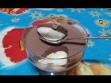 Лёгкое и вкусное желе из творога и какаоjelle(Dukan diet)