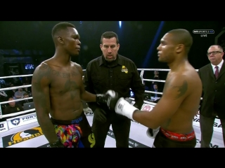 Glory37 los angeles720 israel adesanya vs. jason wilnis(middleweight title fight)