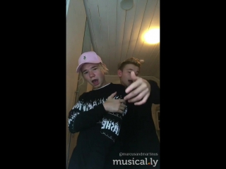 Fail at the end😂😂 like If you want more like this musically! #featureus