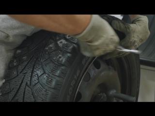 Fiat Scudo шиномонтаж