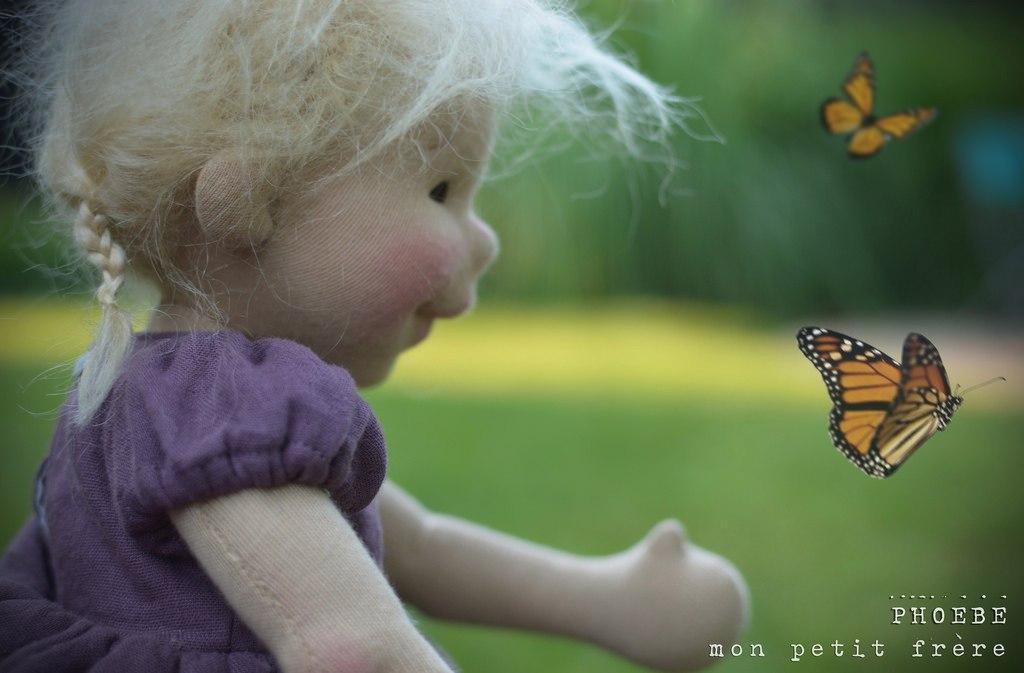 куклы для вдохновения