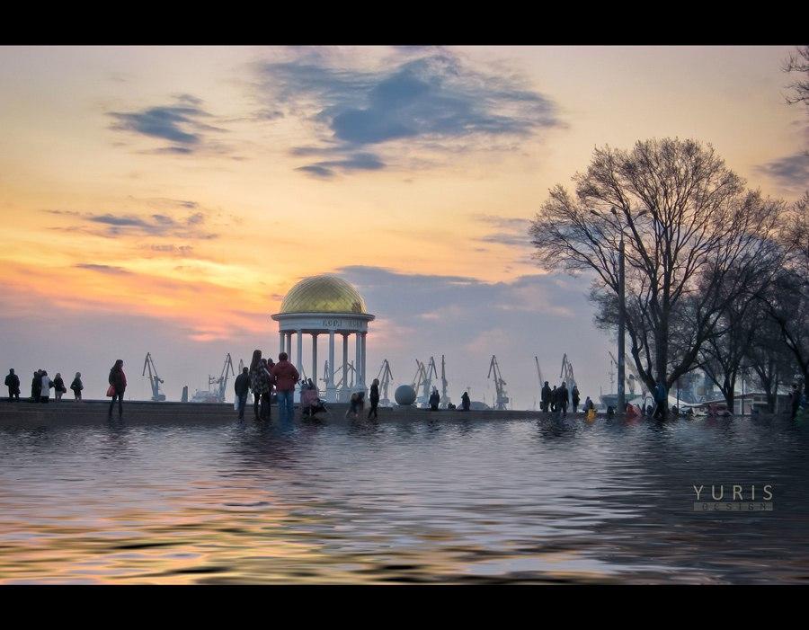 бердянск отдых, лето, море, юрис дизайн