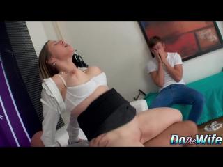 Bibi fox - stop fucking my wife [big ass boobs seks porn]