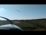 «Touch&go» на аэродроме Vrsar в Хорватии