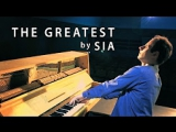 Sia - The Greatest - Piano Cover - Peter Bence