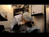 ЗОЛОТАЯ МАСКА для домашнего использования из линий Серебряная органза , Золотая органза . Алмазная органза