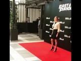 Форсаж 8: Премьера в Мадриде (06.04.2017)