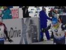 Биатлон.Смешанная эстафета.Эстерсунд 27.11.2016(Eurosport)