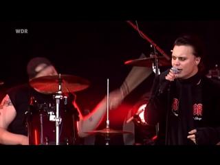Him - vampire heart (rock am ring 2005) hd (gothic metal)