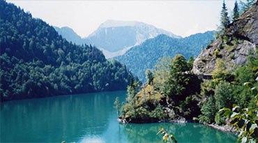 Экскурсия на озеро Рица цена в Сочи