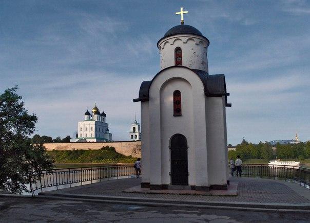 Ольгинская часовня в Пскове