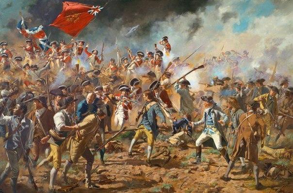 В 1775 году английский король Георг III
