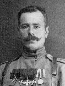 Никифор Климович Удалых, полный кавалер солдатского Георгиевского