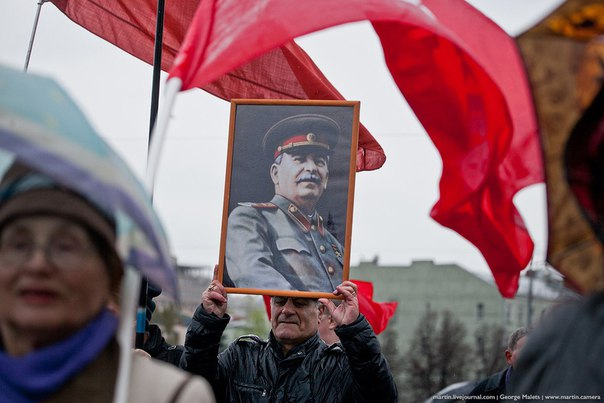 Популярность Сталина достигла максимума за последние 16