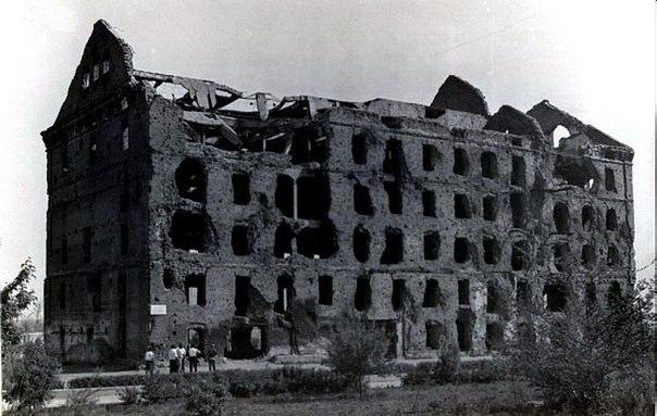 Разрушенная мельница Гергардта