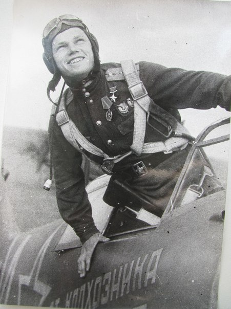 Советские летчики-асы Великой Отечественной