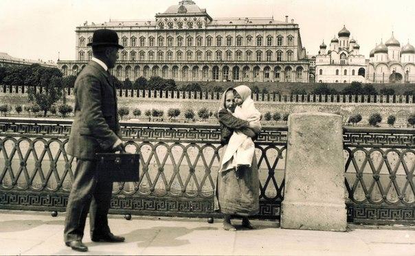 Московские впечатления Мюррей Хоу, 1909