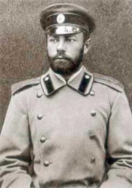 Деникин в Академии Генерального штаба