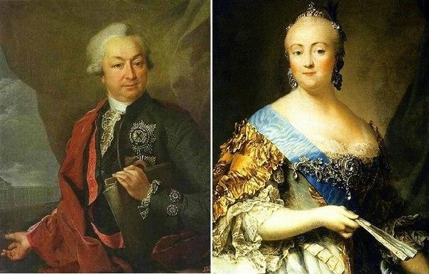 Тайное венчание императрицы Елизаветы