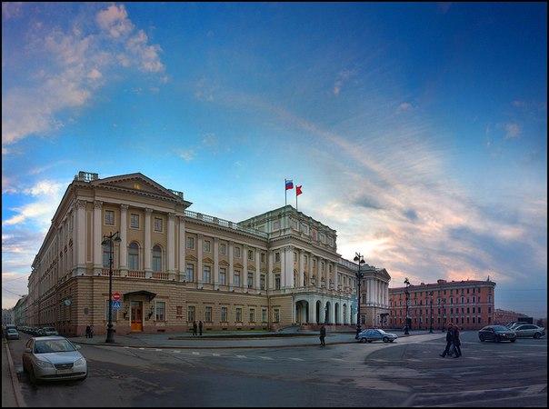 Мариинский дворец Санкт-Петербурга