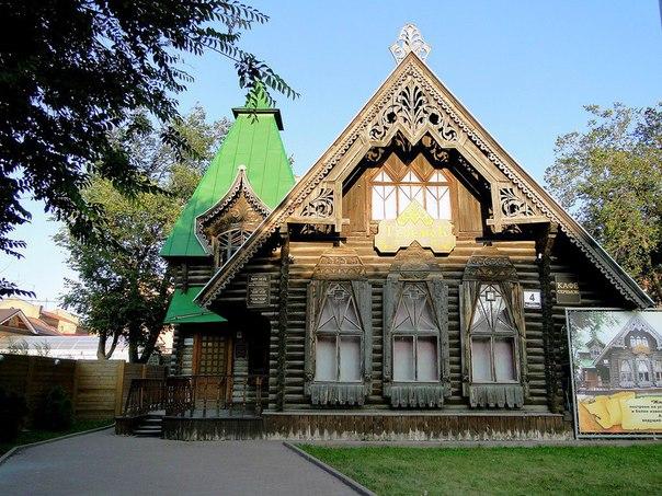 Дом купца Бокоунина
