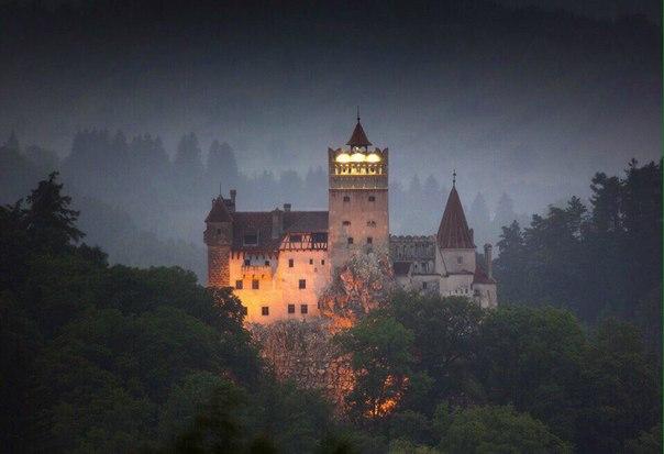 Дворец Дракулы