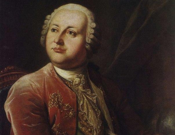 Первый петербургский период обучения Ломоносова