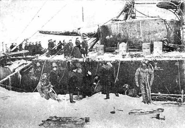 Русский флот в Первую мировую войну.