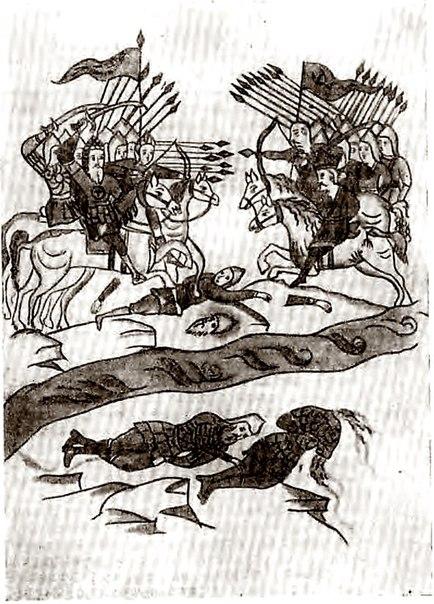 ИСТОЧНИКИ. БИТВА НА СИТИ (4 марта 1238