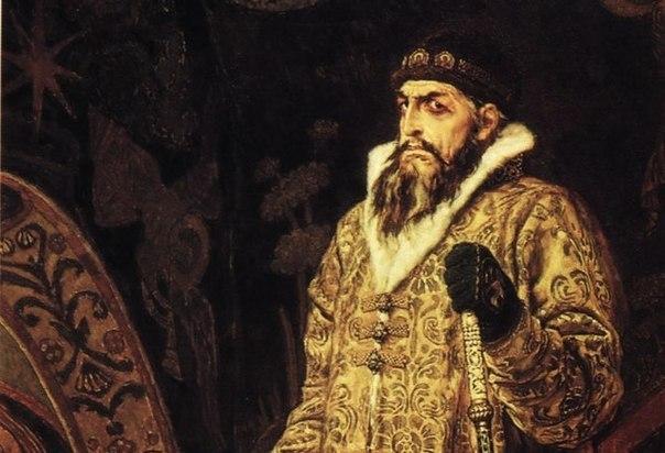 Интересный случай во время правления царя Ивана