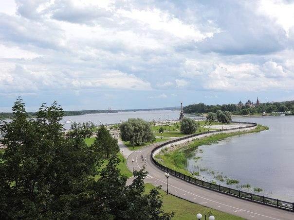 Стрелка в Ярославле