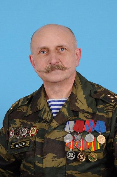 Николай Соколов, бывший сотрудник СОБР из поселка