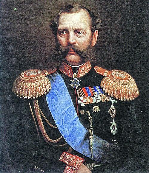 Что ел император Александр II?
