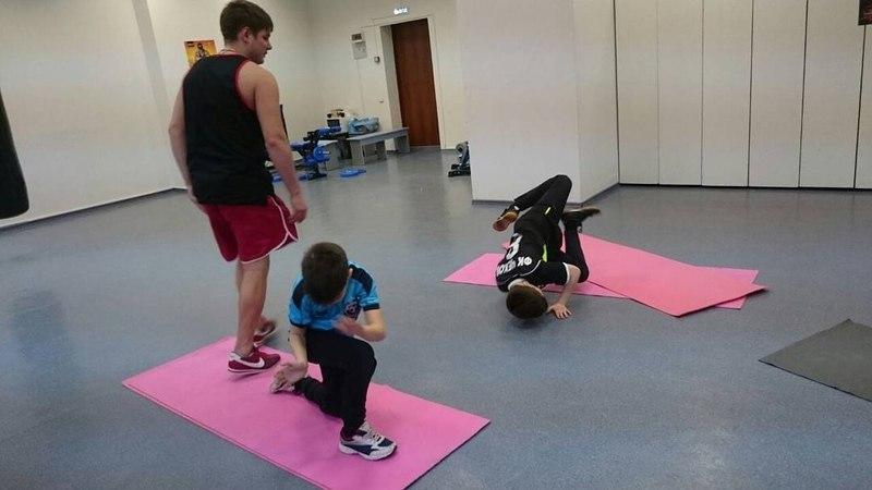 Функциональный тренинг в Чехове