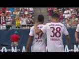 Интер 1-4 Бавария. Обзор матча и видео голов