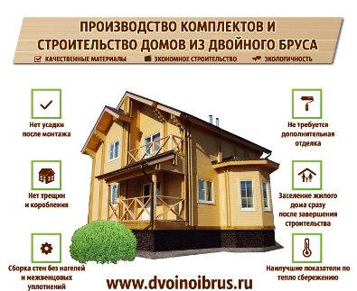 Проект комбинированных домов дерево в Краснодаре