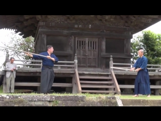 Katori Shinto Ryu - many weapons, complete flow