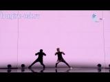 Танец с компьютерной анимацией (Shijirbat) с Монгольского Шоу Талантов 2016
