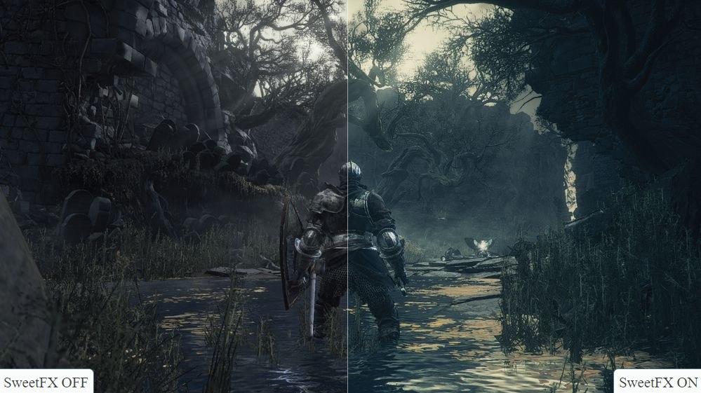 ~ REVENANT ~ v.01 для Dark Souls 3 - Скриншот 2