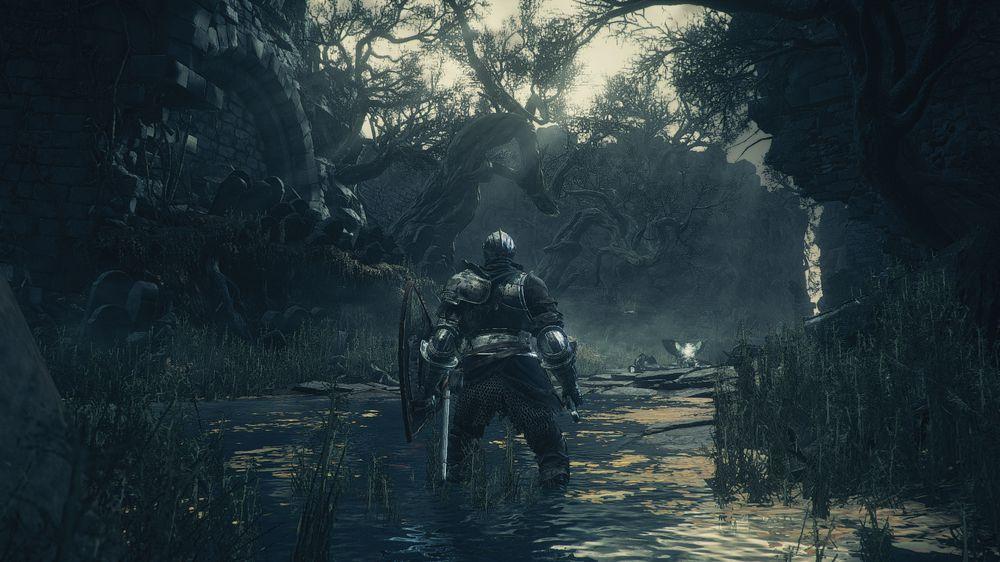 ~ REVENANT ~ v.01 для Dark Souls 3 - Скриншот 3