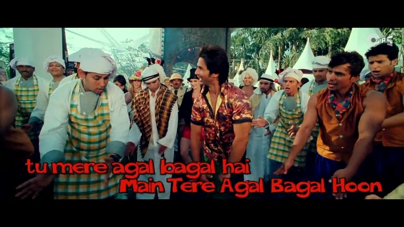 Tu Mere Agal Bagal Hai Bollywood Sing Along - Phata Poster Nikhla Hero - Shahid