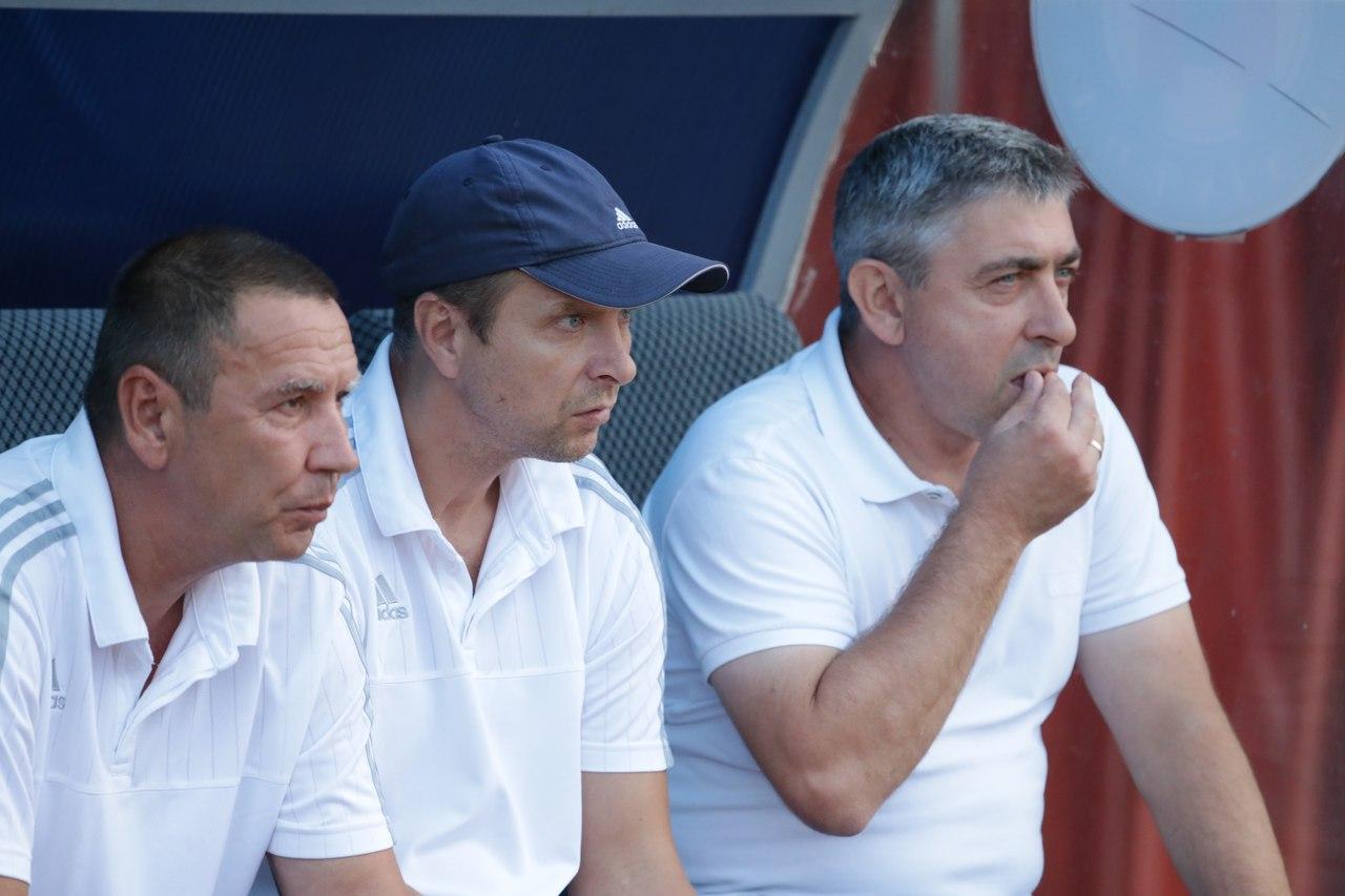 Александр Севидов: Мы делали акценты на игру через фланги