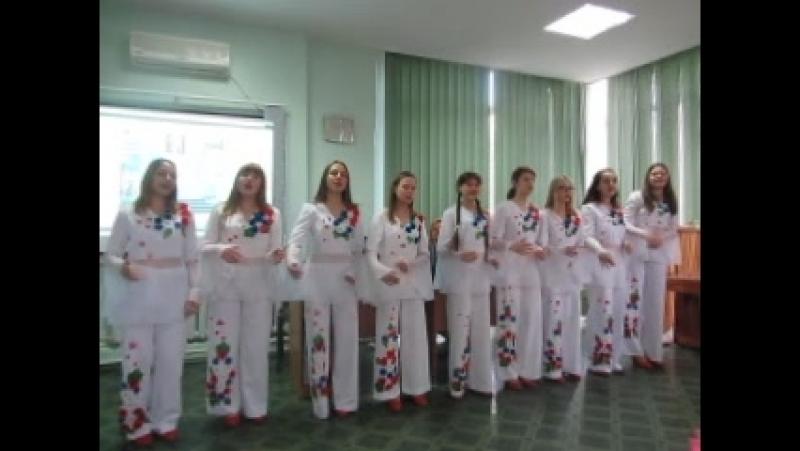 Колискова Старша група Звіт Джерельце 2017р