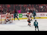 NHL 2016/17 RS San Jose Sharks vs Philadelphia Flyers 11/02/2017