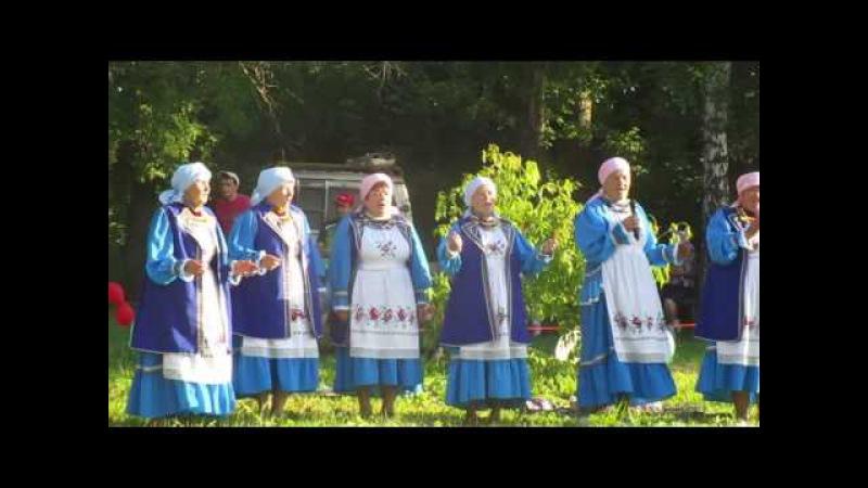 Праздник Троицы в с.Кряш Серда , Пестречинский район , 18.06.16г.