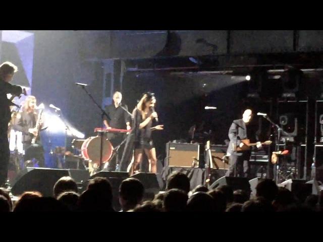 PJ Harvey - The devil (palladium cologne 15 oct 2016)