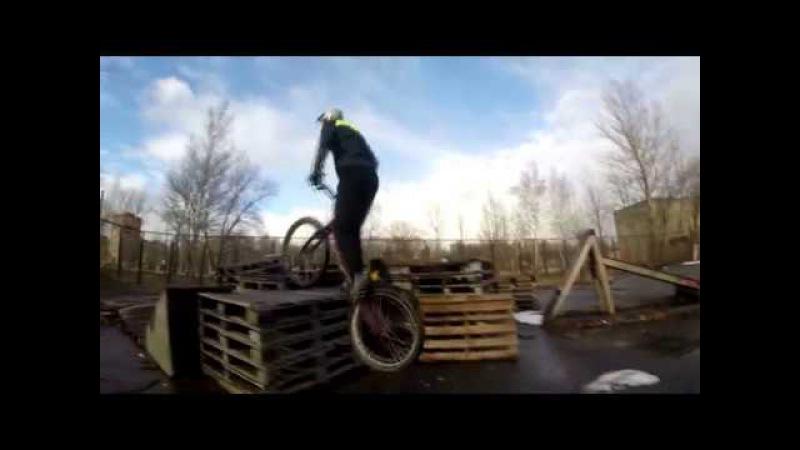 Pakhnin Konstantin| Trial start season 2017