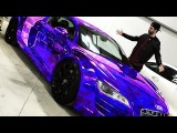 Top 5 Most Insane Paintjobs/Wraps for Cars PART 2