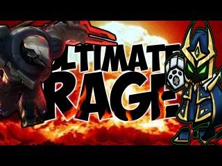 Angry German Kid Rerolls-Final Boss Veigar&Project ZED